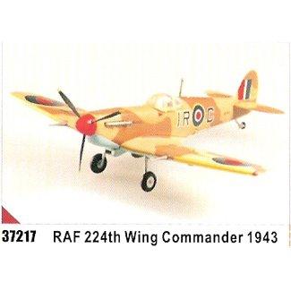 Easy model Spitfire MK VB/Trop RAF 224th, Wing Commander 1943