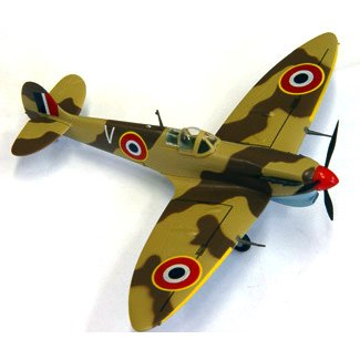 Easy model Spitfire Mk.VC/TROP RAF 328, Sqn 1943