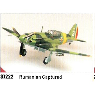 Easy model MIG-3 - Rumanian Captured