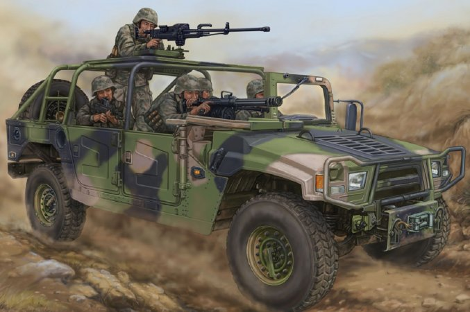 Hobby Boss Dong Feng Meng Shi 1,5 t Military Vehicle - Výprodej
