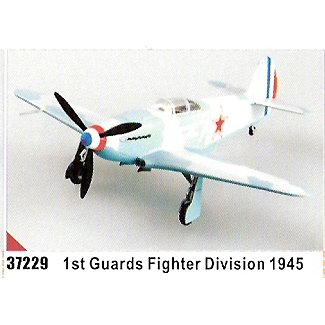 Easy model Yak-3 1st Guards Fighter Division 1945