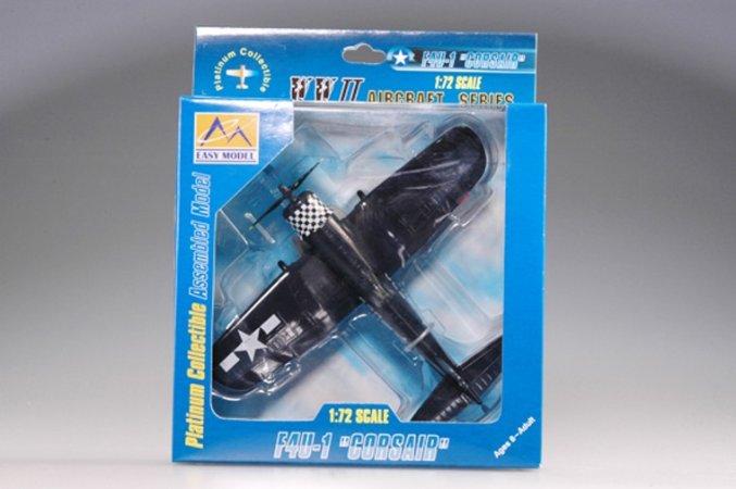 Easy model F4U-1D VMF-321 Okinawa 1945