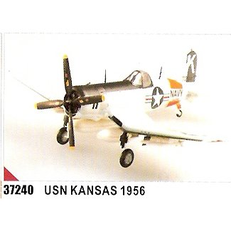 Easy model F4U-4 USN KANSAS 1956