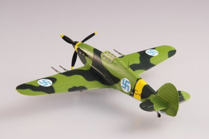 Easy model Hurricane MK II - Finland 1942