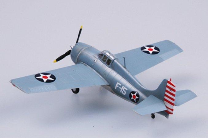 Easy model F4F-3 Wildcat VF-3 USS Lexington