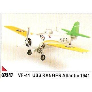 Easy model F4F-3 Wildcat VF-41 USS Ranger
