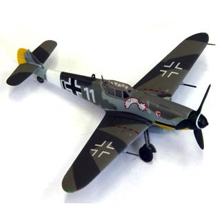 Easy model BF-109G-6 VII./JG3 - Germany 1944