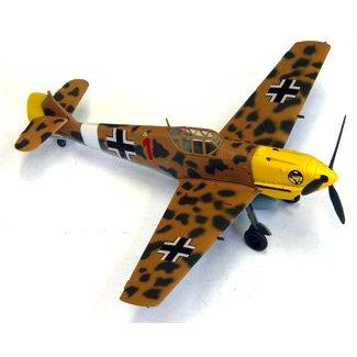 Easy model BF-109E-7/TROP 2/JG27