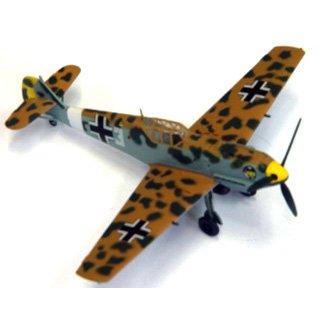 Easy model BF-109E-4/TROP 1/JG27- Marseille