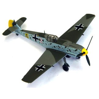 Easy model BF-109E-3 4/JG51