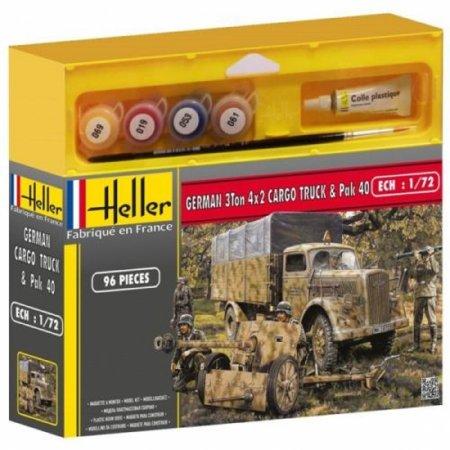 Heller Opel Blitz Pack 40