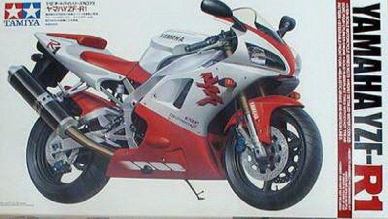 Tamiya Yamaha YZF - R1
