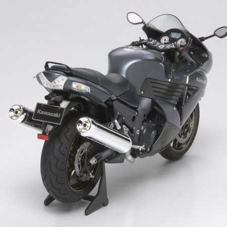 Tamiya Kawasaki ZZR 1400