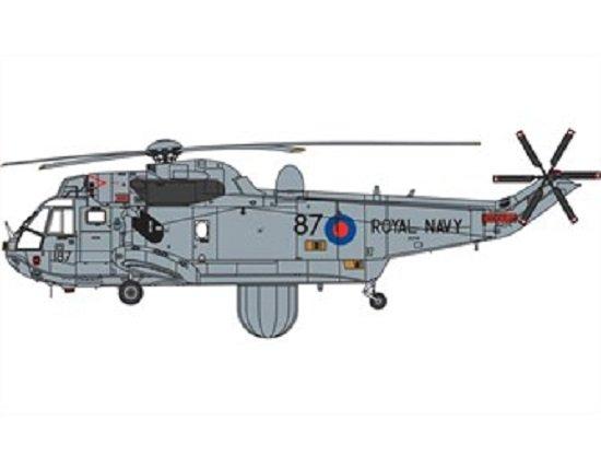 Airfix Westland Sea King AEW.Mk2/ASaC.Mk7