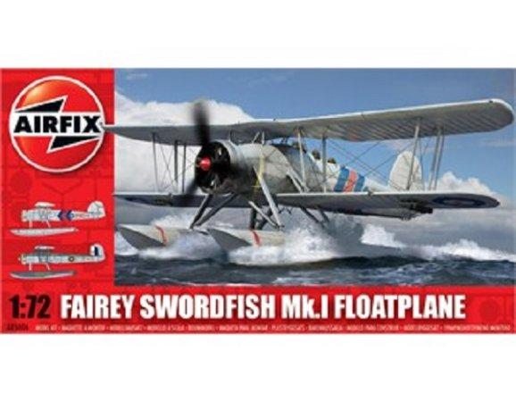 Airfix Fairey Swordfish Mk.I Floatplane