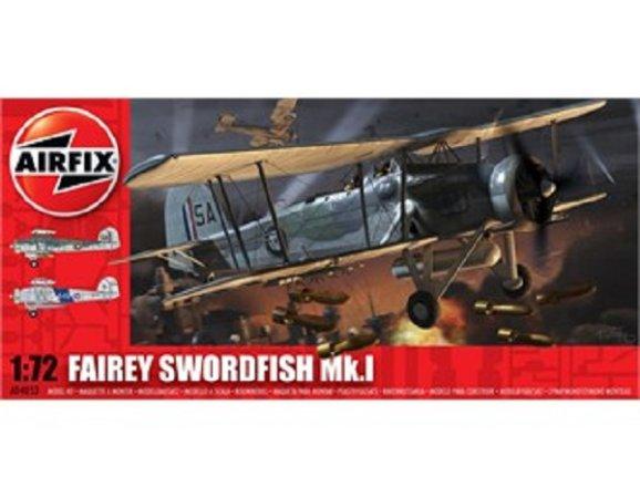 Airfix Fairey Swordfish Mk.1 - Výprodej