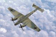 Hobby Boss Messerschmitt Bf110 Fighter