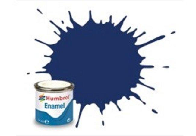 Humbrol Barva emailová lesklá - Tmavě modrá (Midnight Blue) - č. 15
