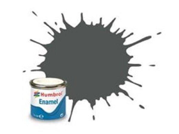 Humbrol Barva emailová matná - Mořská šedá (Sea Grey) - č. 27