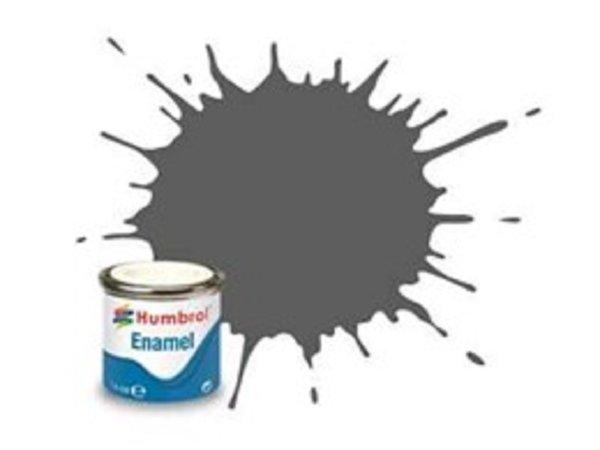Humbrol Barva emailová matná - Břidlicově šedá (Slate Grey) - č. 31