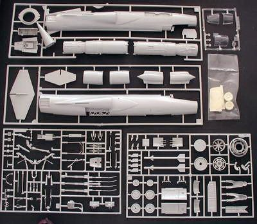 Hasegawa F-104G/S World Starfighter