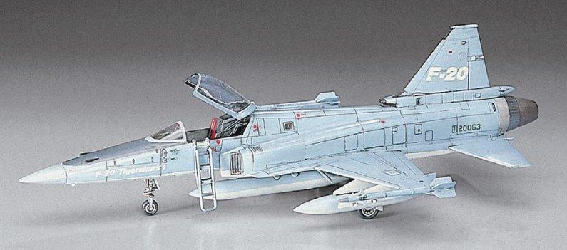Hasegawa F-20 Tigershark
