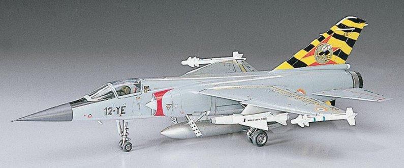 Hasegawa Mirage F.1C