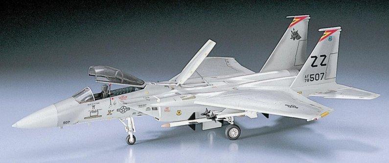 Hasegawa F-15C Eagle