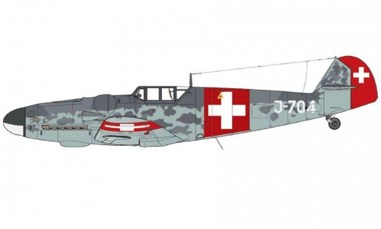 Airfix Messerschmitt Bf 109G-6