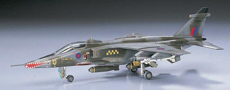 Hasegawa Jaguar Gr.Mk. 1/A