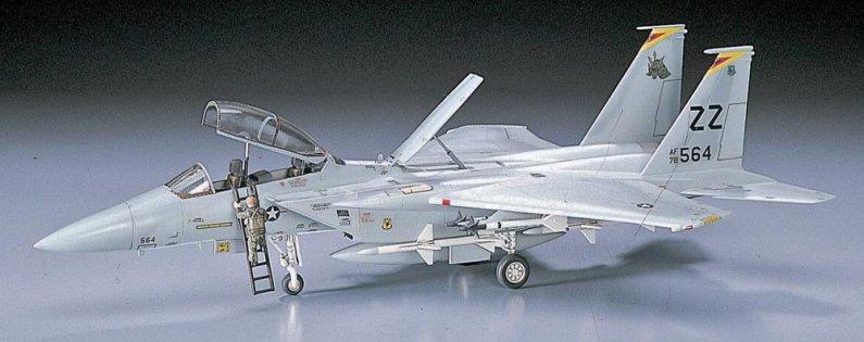 Hasegawa E-15D/DJ Eagle