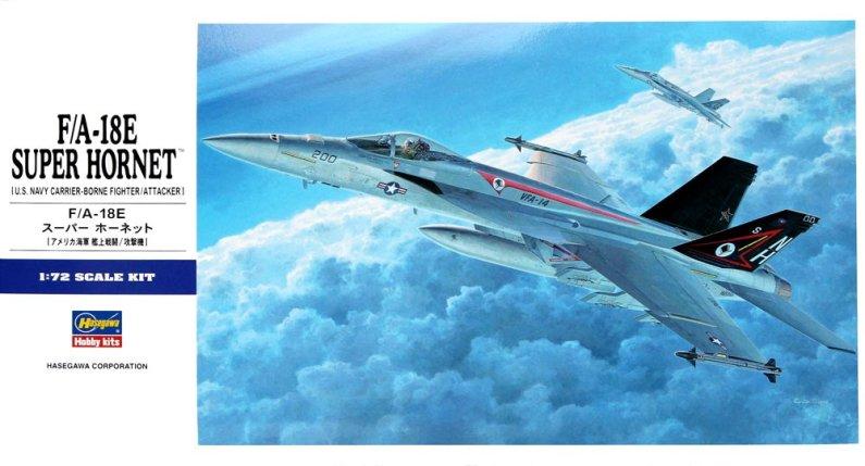 Hasegawa F/A-18E Super Hornet