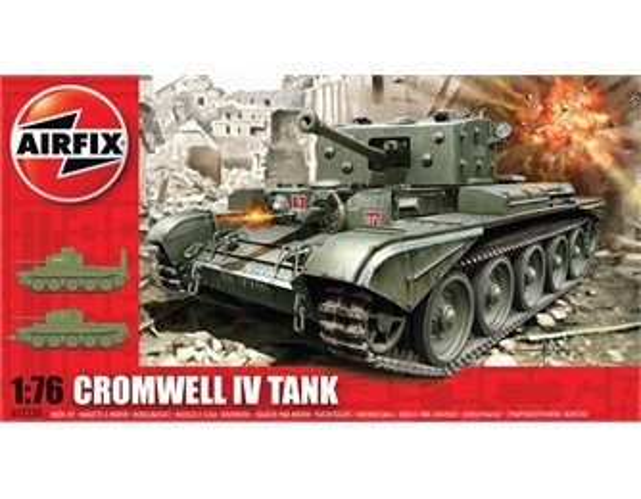 Airfix Cromwell IV Tank