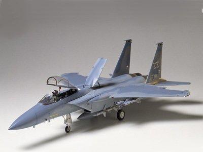 Tamiya McDonnell-Douglas F-15C Eagle