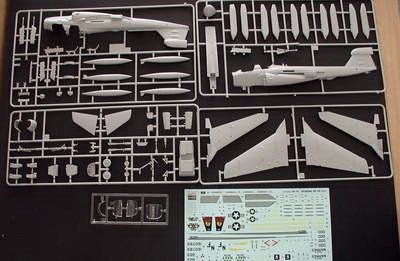 Hasegawa EA-6B Prowler High