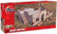 Airfix Plastikový model diorama Desert Outpost