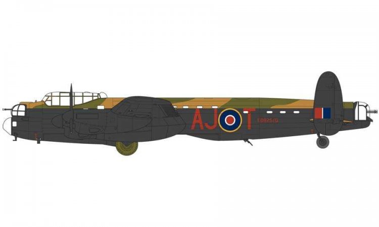 Airfix Avro Lancaster B.III (special) Dambusters
