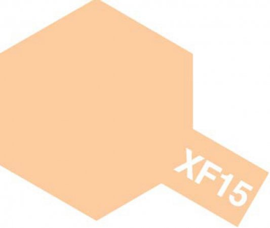 Tamiya Barva akrylová matná - Tělová (Flesh) - Mini XF-15