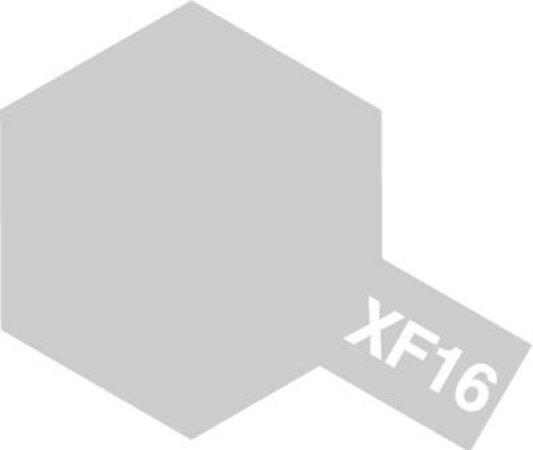 Tamiya Barva akrylová matná - Stříbrná (Aluminium) - Mini XF-16