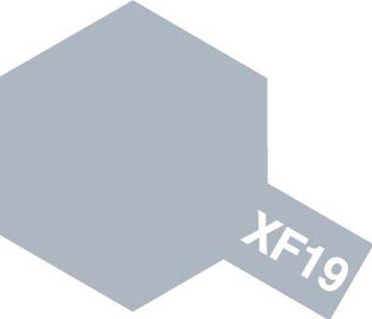 Tamiya Barva akrylová matná - Modro-šedá (Sky Grey) - Mini XF-19