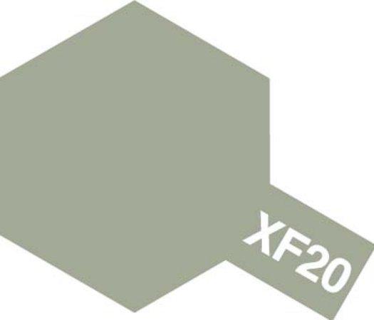Tamiya Barva akrylová matná - Středně šedá (Medium Grey) - Mini XF-20