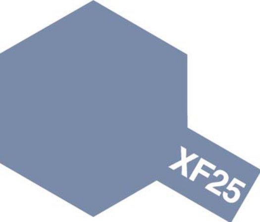 Tamiya Barva akrylová matná - Světle mořská šedá (Light Sea Grey) - Mini XF-25