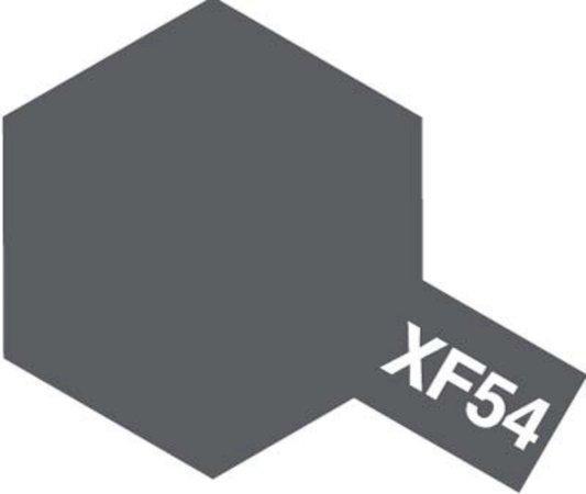 Tamiya Barva akrylová matná - Tmavá mořská šedá (Dark Sea Grey) - Mini XF-54
