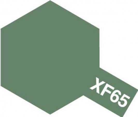 Tamiya Barva akrylová matná - Polní šedá (Field Grey) XF-65
