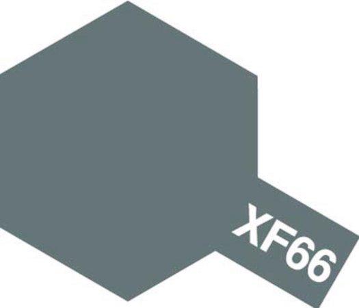 Tamiya Barva akrylová matná - Světlá šedá (Light Grey) - Mini XF-66