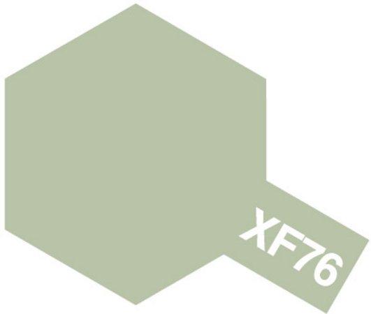 Tamiya Barva akrylová matná - Japonská šedá-zelená (Gray Green - IJN) - Mini XF-76