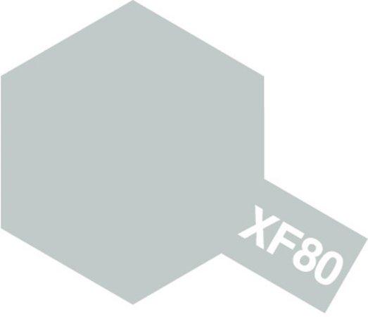 Tamiya Barva akrylová matná - Světle šedá (Royal Gray) - Mini XF-80
