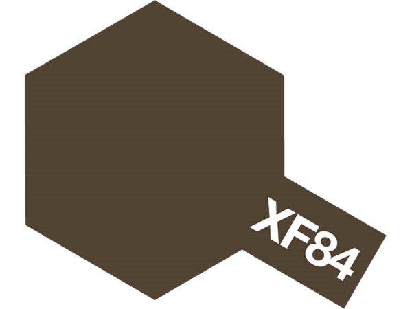Tamiya Barva akrylová matná - Tmavé železo (Dark Iron) - Mini XF-84