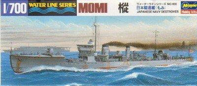 Hasegawa IJN Destroyer Momi
