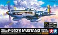 Tamiya North American P-51D/K Mustang - Pacific Theater